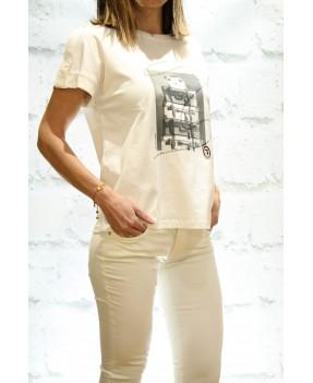 Camiseta Maletas Trussardi...
