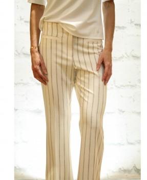 Pantalón Ancho Rayas